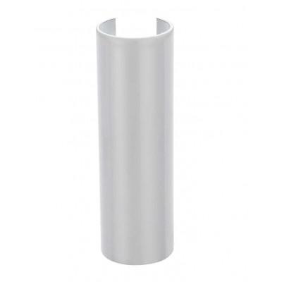 HC14-48 Белый колпачок для петель - hc14-48_white