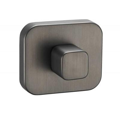 T15 MA фиксатор под WC матовый антрацит - t15_ma