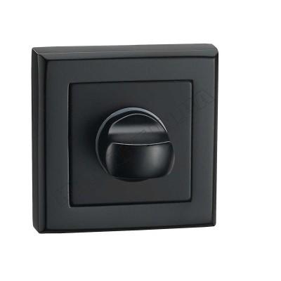 T7a BLACK накладка на замок под WC, черная - t7a-black
