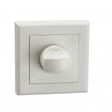 T7a WHITE накладка на замок под WC, белая
