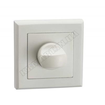 T7a WHITE накладка на замок под WC, белая - t7a-white