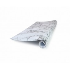 Защитное покрытие для поверхностей «мягкое стекло» PC-1200 * 800 / 1,5 MWHITE 1,5 мм, мрамор белый