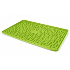 Сушка для посуды с поддоном DR-04 зеленый
