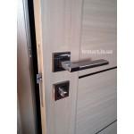 Установка дверных ручек