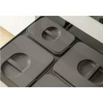 Простая сортировка мусора - мусорные контейнеры для встраиваемых кухонь