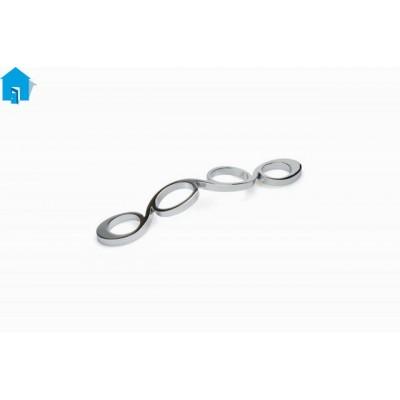 Мебельная ручка System 8139 192 CR - 8139-192-cr