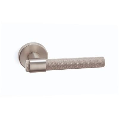 Дверная ручка AXEL-T черный никель System - HA 187TRO12 NBM-NBM/NB