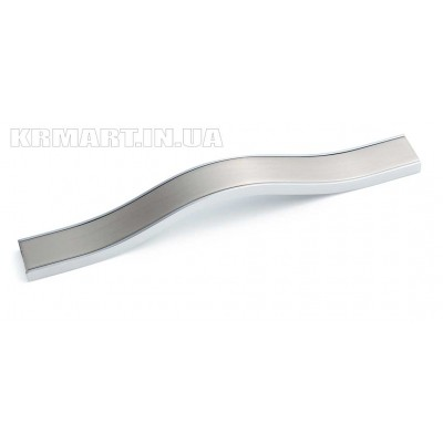 Мебельная ручка System 7817 352 CR-NB - 7817-352-cr-nb