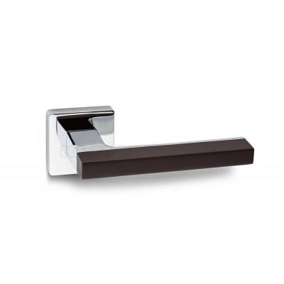Дверная ручка AZUR HA 104RO11 CR-CR/AL12 moco System - HA 104RO11 CR-CR/AL12 moco