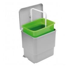 мусорное ведро altolino 16 л