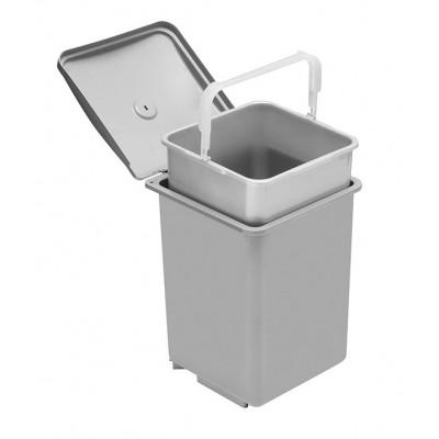 мусорное ведро quadra 13 л - pb-91014100
